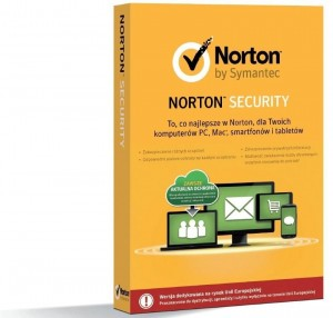 SYMANTEC NORTON SECURITY 2.0 5U/12M NA PŁYTCE BOX