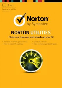 SYMANTEC NORTON UTILITIES 16 3PCs PUDEŁKO