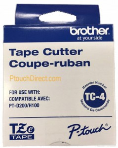 CUTTER TYPE BROTHER TC4 TC-4 ( tze 12mm ) nóż