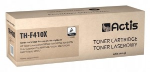 TONER HP ACTIS TH-F410X 410X CF410X BLACK 6,5K