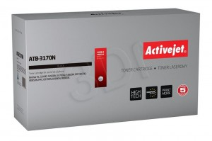 TONER ACTIVEJET ATB-3170N BROTHER TN3060 TN3170