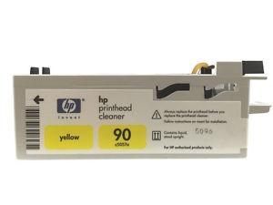 ORYGINAŁ CLEANER HP 90 YELLOW C5057A