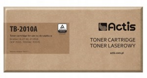 TONER BROTHER ACTIS TB-2010A TN2010 BLACK