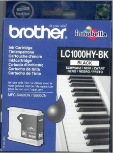 BROTHER LC1000 LC1000HY-BK MFC-5460CN MFC-5860CN