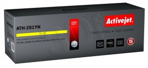 TONER HP ACTIVEJET ATH-201YN YELLOW 201A CF402A