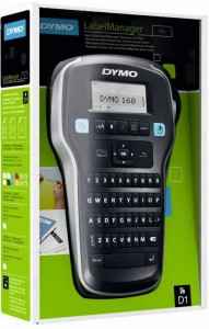 DRUKARKA ETYKIET6,9,12 mm DYMO LABELMANAGER LM160