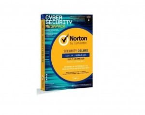 NORTON SECURITY DELUXE 3.0 PL 1 USER 5 DEVICE 1Rok + WiFi Privacy BOX