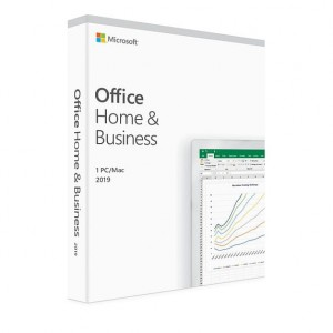 MICROSOFT Office Home and Business 2019 T5D-03319 Medialess POLSKA wer. jezykowa