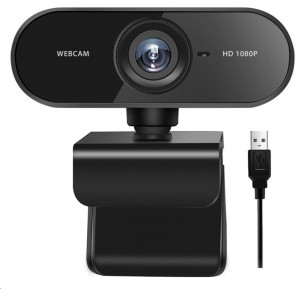 KAMERA INTERNETOWA ODSAMA WEBCAM 1080P FULLHD PW2USB