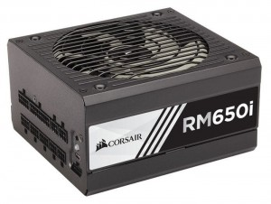 Zasilacz Corsair RM650i 650W 80Plus Gold